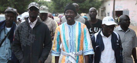 MAGAL - Talla Sylla marche de Thiès à Touba