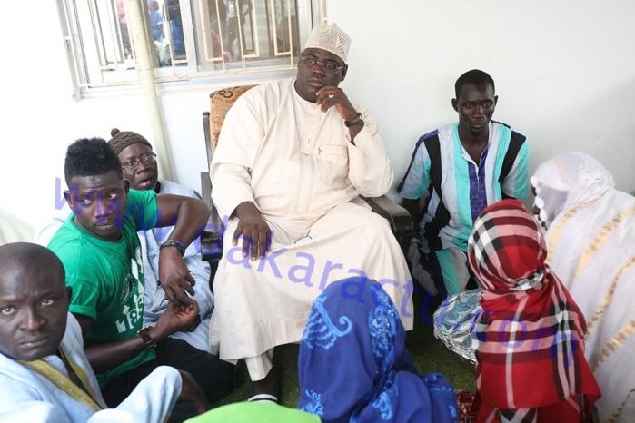 Magal Touba 2016 : Les images du Magal chez Serigne Bass Mbacké Khadim Awa Bâ