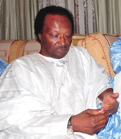 Baba Diao Itoc aperçu dans la Résidence Khadim Rassoul
