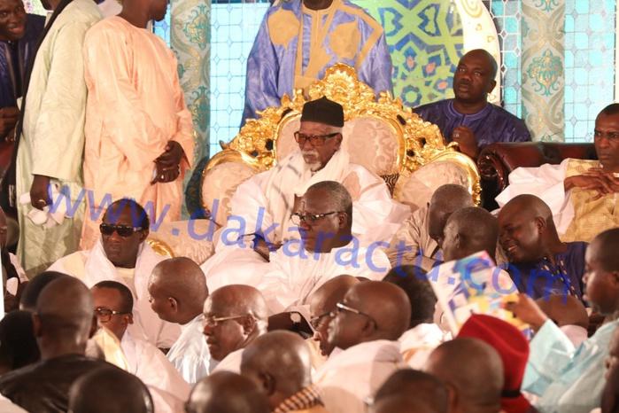 Les images da la cérémonie officielle du Magal de Touba 2016