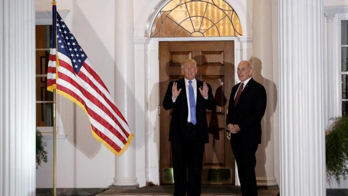 ETATS-UNIS : Donald Trump fait durer le suspense des nominations