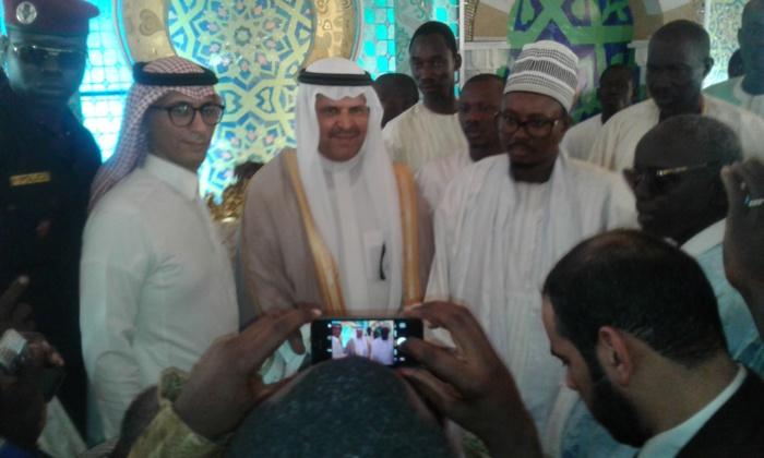 L'AMBASSADEUR SAOUDIEN AU KHALIFE DE TOUBA :« Tous les pays du monde ont une responsabilité commune à combattre l'extrémisme et le terrorisme »