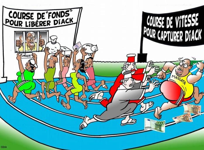 """Les courses des """"Diack""""........par Odia"""
