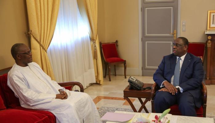 Ousmane Tanor Dieng déterminé à réussir sa mission à la tête du HCCT