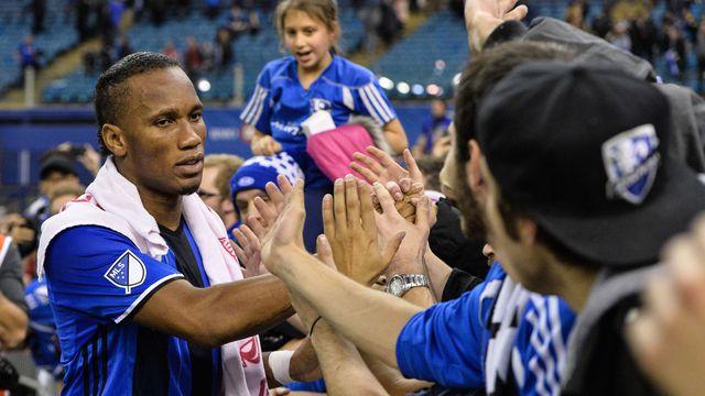 MLS : Drogba quittera Montréal en fin de saison