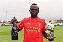 Sadio Mané réélu meilleur footballeur  de l'année