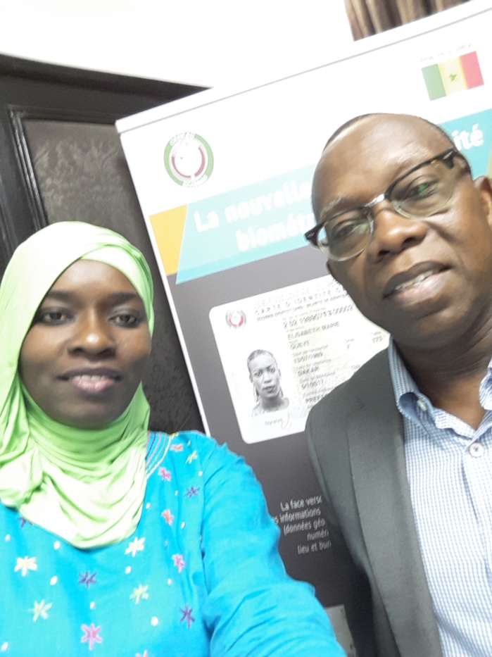 Les femmes voilées peuvent avoir la Carte d'identité biométrique CEDEAO sans se décoiffer (ministère)