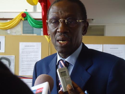 PEINE DE MORT- Doudou Wade répond à Cheikh Diallo et donne son point de vue.