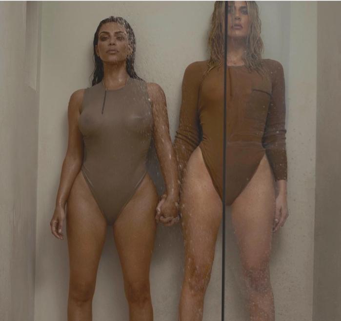 Shooting bizarre entre soeurs Kardashian