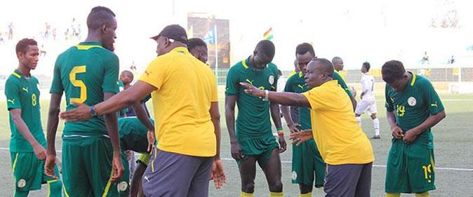 Tournoi UEMOA : Joseph Koto pas satisfait de ses poulains malgré la victoire