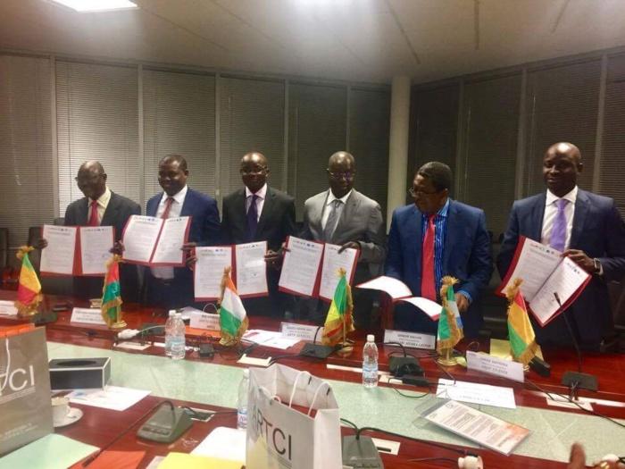Mise en œuvre du «free roaming» : L'ARTP signe un protocole avec 4 autres pays de la sous-région