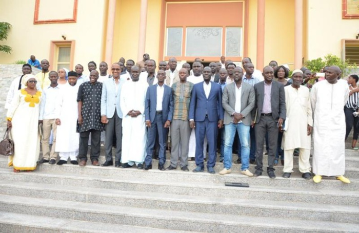 « Mankoo Wattu Senegal » chez Macky Sall jeudi : Idrissa Seck, Ousmane Sonko, Pape Diop non partants