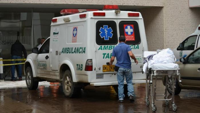Crash en Colombie : les rescapés, objet de toutes les attentions