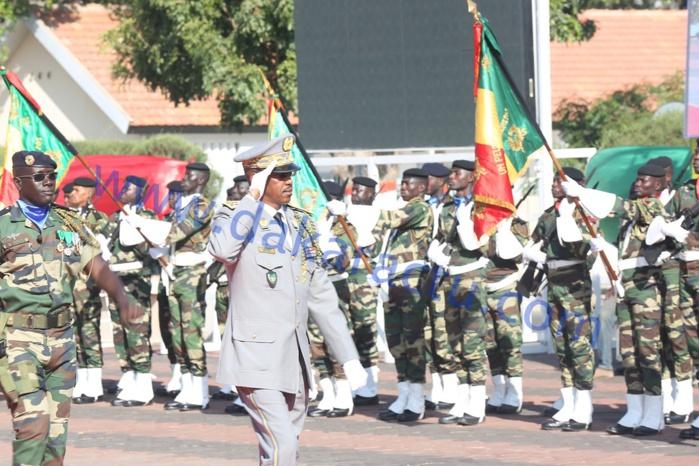 CEMGA : Exit le Général Mamadou Sow, le Général Cheikh Guèye installé ce vendredi
