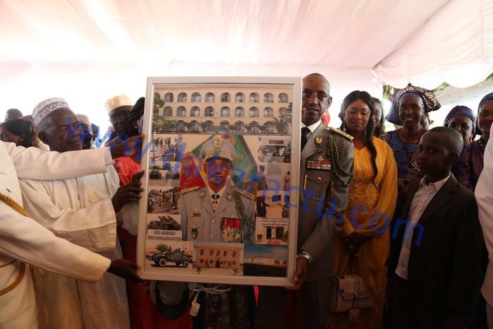 Les images de la cérémonie « d'adieu aux armées » du Général Mamadou Sow au Camp Dial Diop