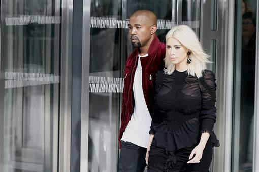 Kanye West interdit de voir ses enfants?