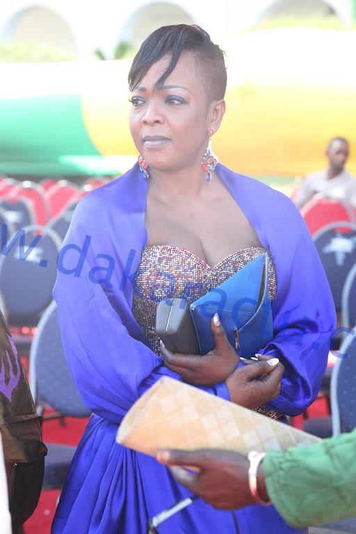 Voici la ravissante épouse du Général Daouda Niang ,Ancien chef de cabinet du Cemga