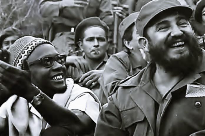 FIDEL CASTRO UN HEROS AFRICAIN (par Diawdine Amadou Bakhaw DIAW )