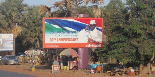 Election présidentielle en Gambie : Le Président de la Commission de la CEDEAO exprime sa solidarité à la population