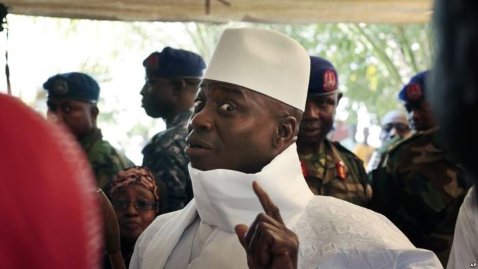 Gambie : Yaya Jammeh reconnaît sa défaite
