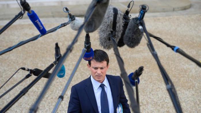 Le Premier ministre français a annoncé officiellement sa candidature aux élections de 2017