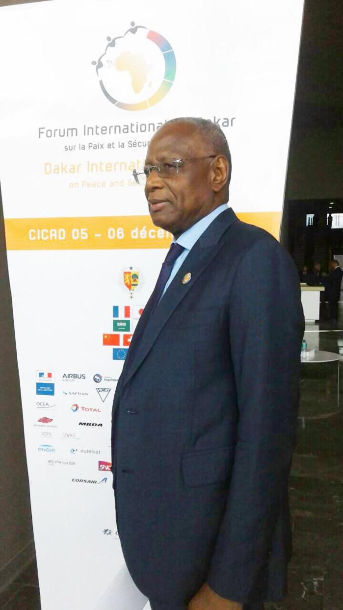 FORUM DE DAKAR :  Abdoulaye Bathily en vedette