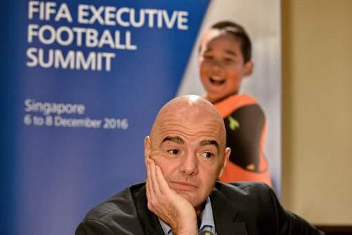 """Pédophilie : La FIFA préconise la """"tolérance zéro"""""""