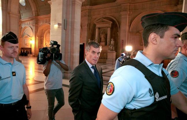 FRAUDE FISCALE : L'ex ministre français du Budget Jérôme Cahuzac condamné à trois ans de prison ferme