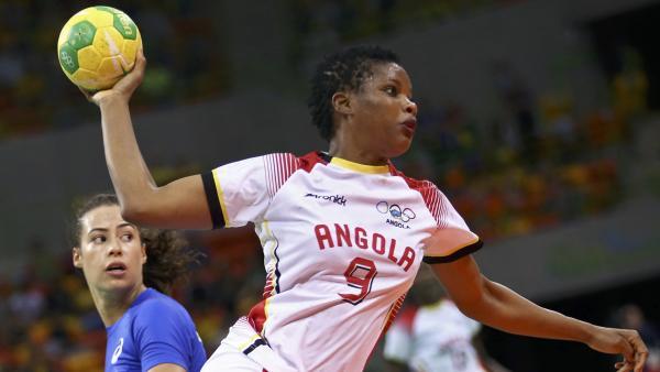 CAN Féminine 2016 Handball: L'Angola remporte son 12e titre