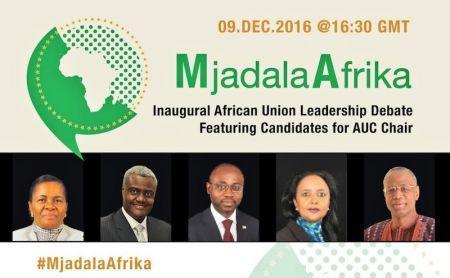 Présidence de la commission de l'Union africaine : Les cinq candidats s'affrontent dans un débat cet après-midi