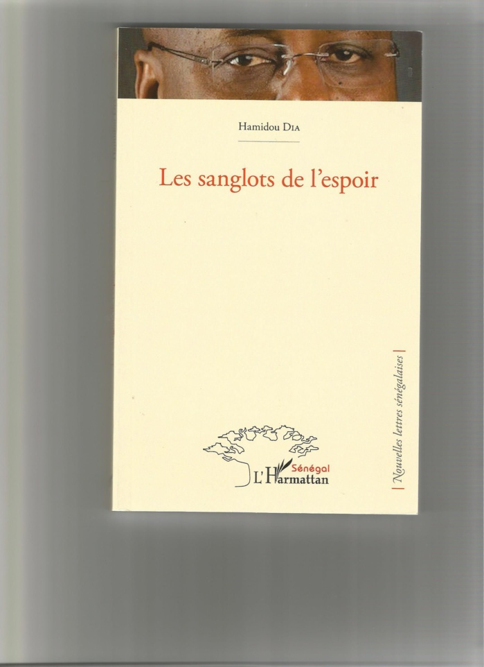 Ouvrage : Présentation du livre « les Sanglots de l'espoir » ce Jeudi