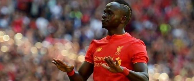 BBC - Joueur africain 2016 : Sadio Mané 2ème derrière Riyad Mahrez