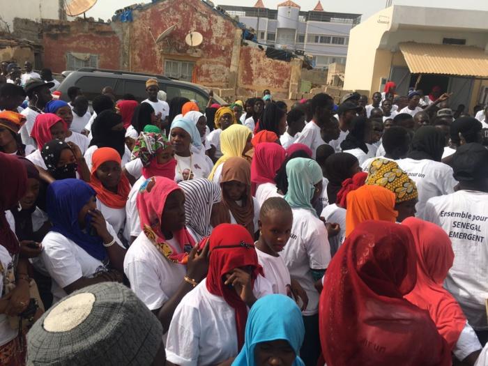 VISITE DU PRÉSIDENT MACKY SALL À KAOLACK : Me Nafissatou Diop gagne le pari de la mobilisation