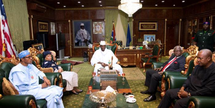 Gambie : Pas encore d'accord avec Yahya Jammeh