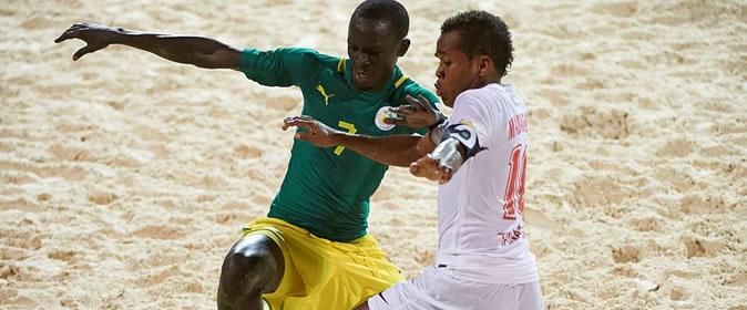 CAN 2016 de Beach Soccer (2ème journée) : Le Sénégal défie Madagascar