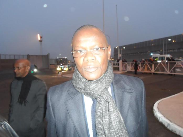 MOR NGOM À PARIS : « Cet accueil n'a rien à voir avec la fanfaronnade »