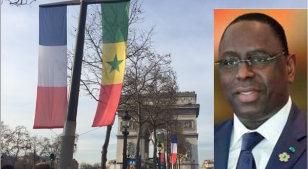 VISITE D'ETAT À PARIS DU PRÉSIDENT DE LA RÉPUBLIQUE : Le programme chargé de Macky Sall