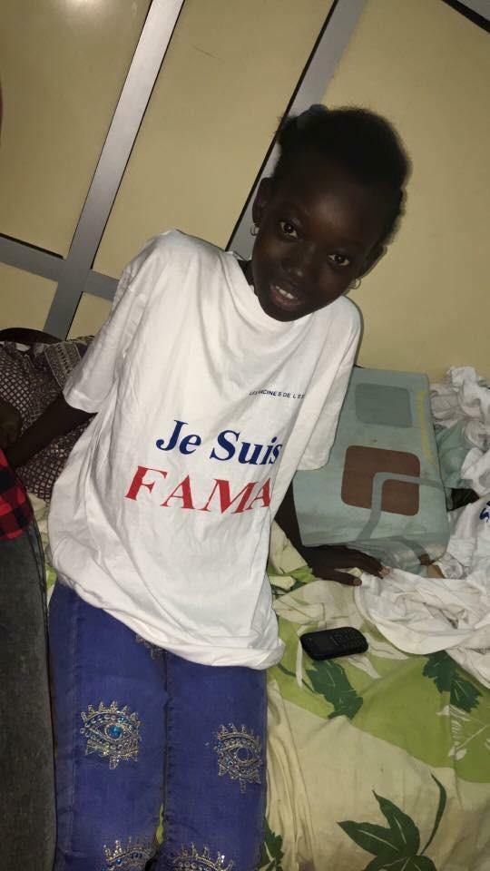NÉCROLOGIE : La petite Fama finalement rappelée à Dieu