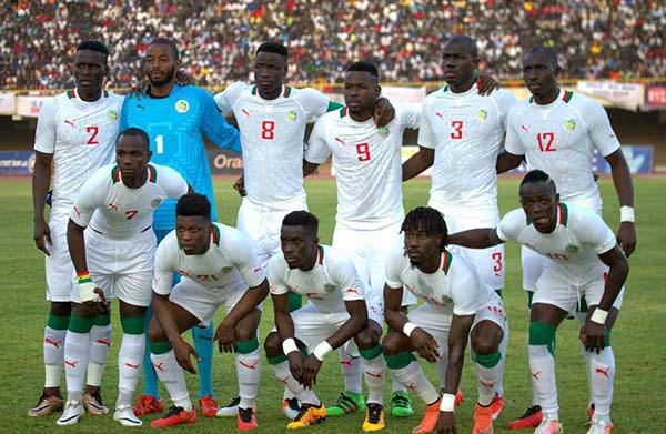 CAN 2017 : SÉNÉGAL-CONGO EN MATCH AMICAL, LE 11 JANVIER (OFFICIEL)