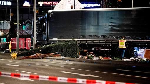 L'Etat islamique revendique l'attentat de Berlin, l'auteur toujours en fuite