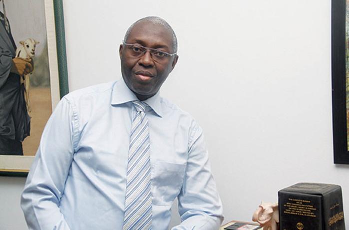 DÉBAT ÉCONOMIQUE : Mamadou Lamine Diallo parle des bourses familiales.