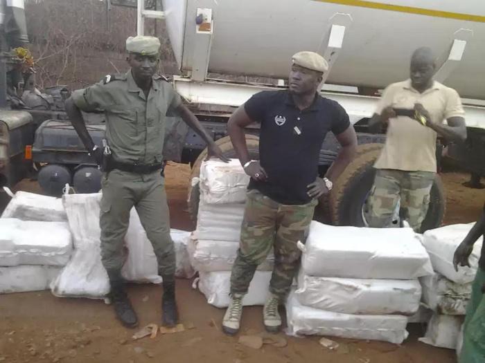 Trafic de stupéfiants : 117 kg de chanvre indien saisis par la Douane de Kolda