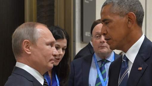 """Le dialogue entre la Russie et les Etats-Unis est """"gelé à presque tous les niveaux"""""""