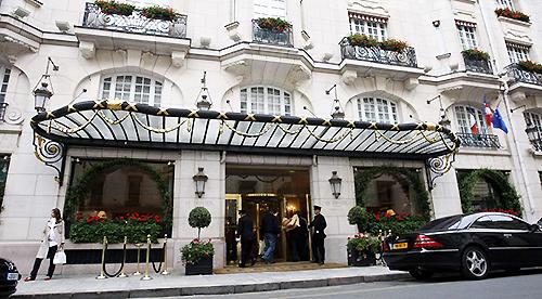 SÉJOUR DE MACKY A PARIS : C'est l'Élysée qui a payé la facture de l'hébergement au Bristol