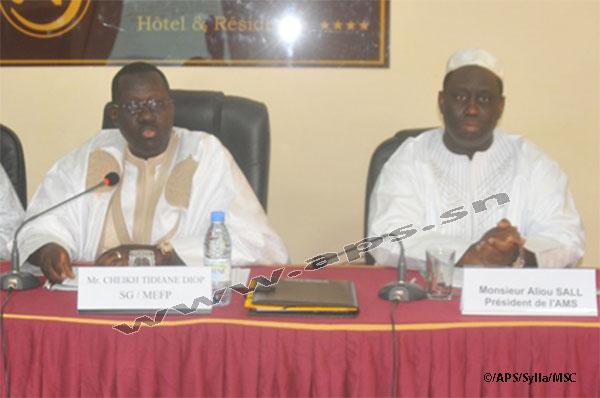 Aliou Sall pour une répartition des ressources favorables aux collectivités territoriales