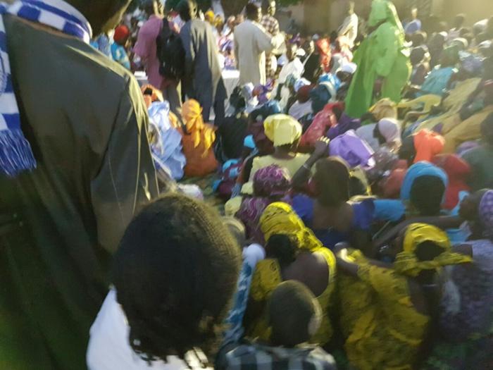 Tournée politique du Président de l'APD Thierno Lo dans les 7 communes de Darou Mousty, Touba et Mbacké