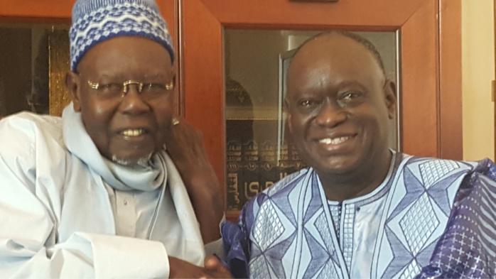 Politique: Me El hadji Diouf a défendu ses propositions de loi à Tivaouane et à Touba