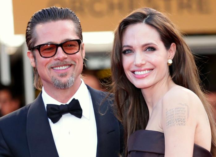 Angelina Jolie autoriserait Brad Pitt à voir les enfants quatre heures pour Noël
