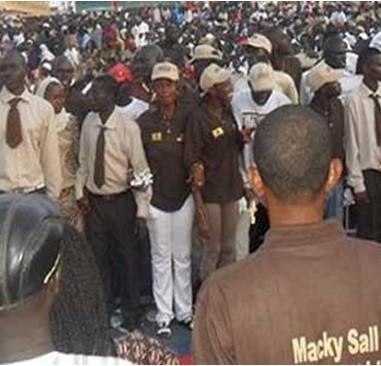 """Fatick : l'APR mobilise ses militants pour une inscription """"massive"""" sur les listes électorales"""