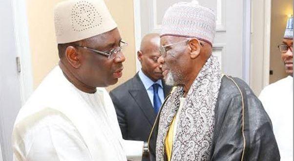 PALESTINE : Le Khalife général de Médina Baye soutient et félicite le président Macky Sall et son Gouvernement